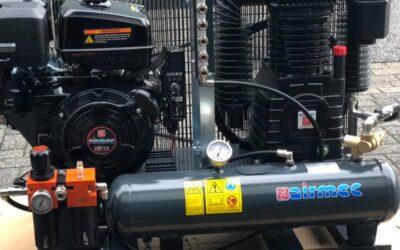 Base- plate compressor
